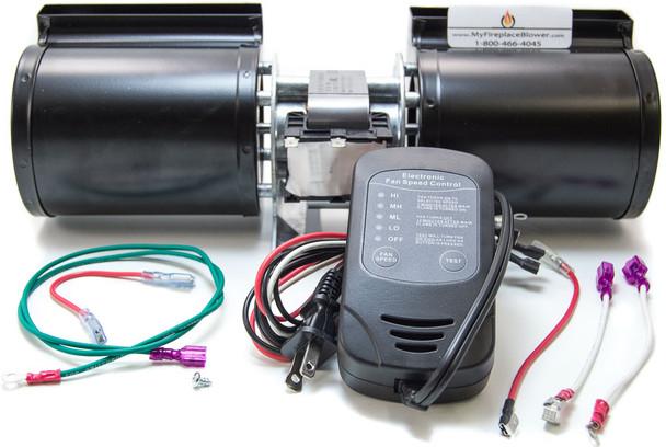 Gfk 160b blower kit fireplace blower fan kit gdst4336 gdst4336i heatilator asfbconference2016 Gallery