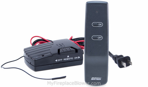 Skytech 1410 A Fireplace Remote Control Kit