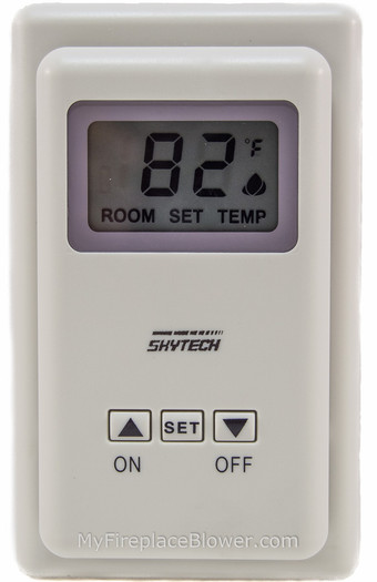 Skytech Ts 3 Thermostat Myfireplaceblower Com