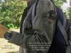 Detail image showing sunglass pocket & Breeze Watch