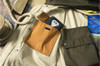 Inside right has a large phone pocket also great for your chargers and anything you like to have with you.