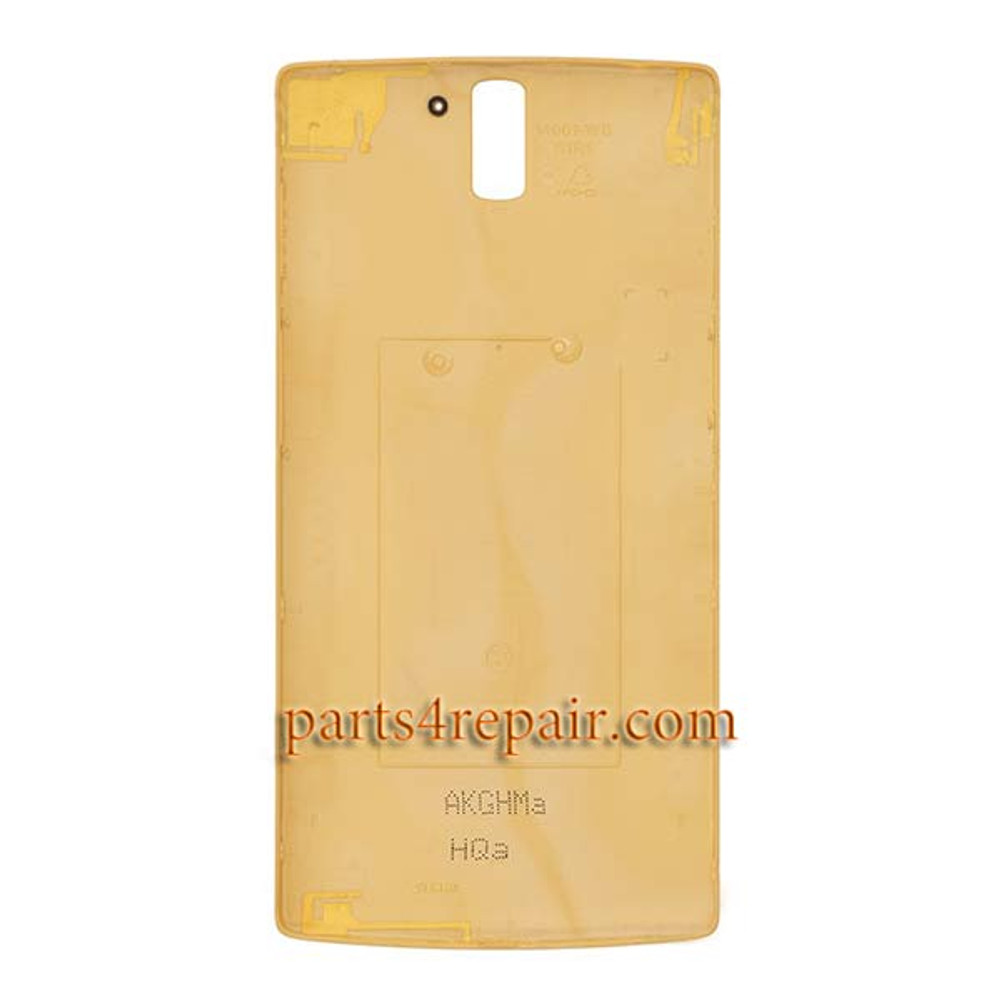 We can offer Back Cover for OnePlus One