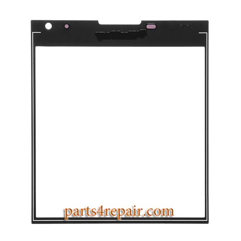 Front Glass for BlackBerry Passport -Black