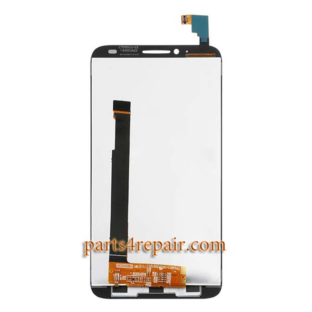 Complete Screen Assembly for Alcatel Idol 2 6037