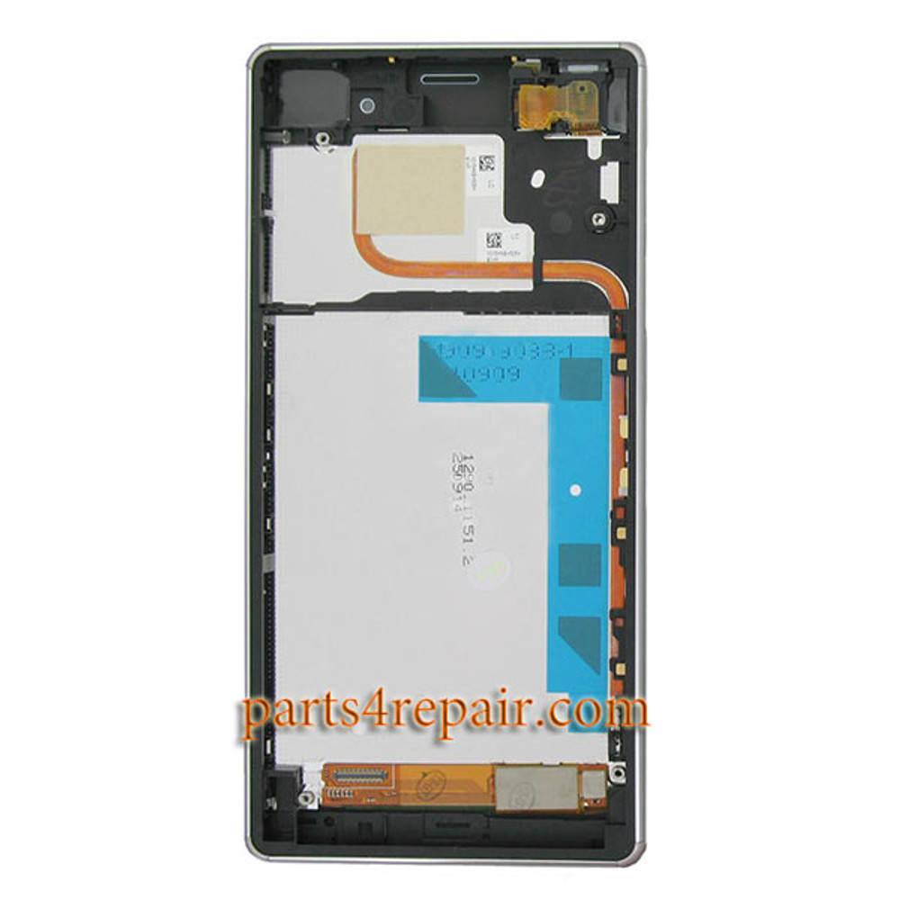 We can offer Sony Xperia Z3 Dual LCD Screen and Touch Screen Assembly