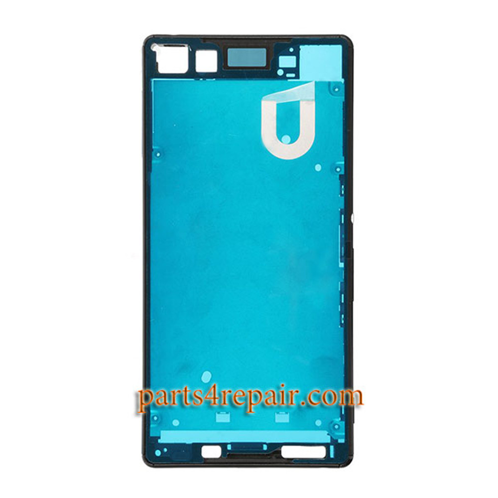 Front Housing Cover with Side Keys for Sony Xperia Z3+ from www.parts4repair.com