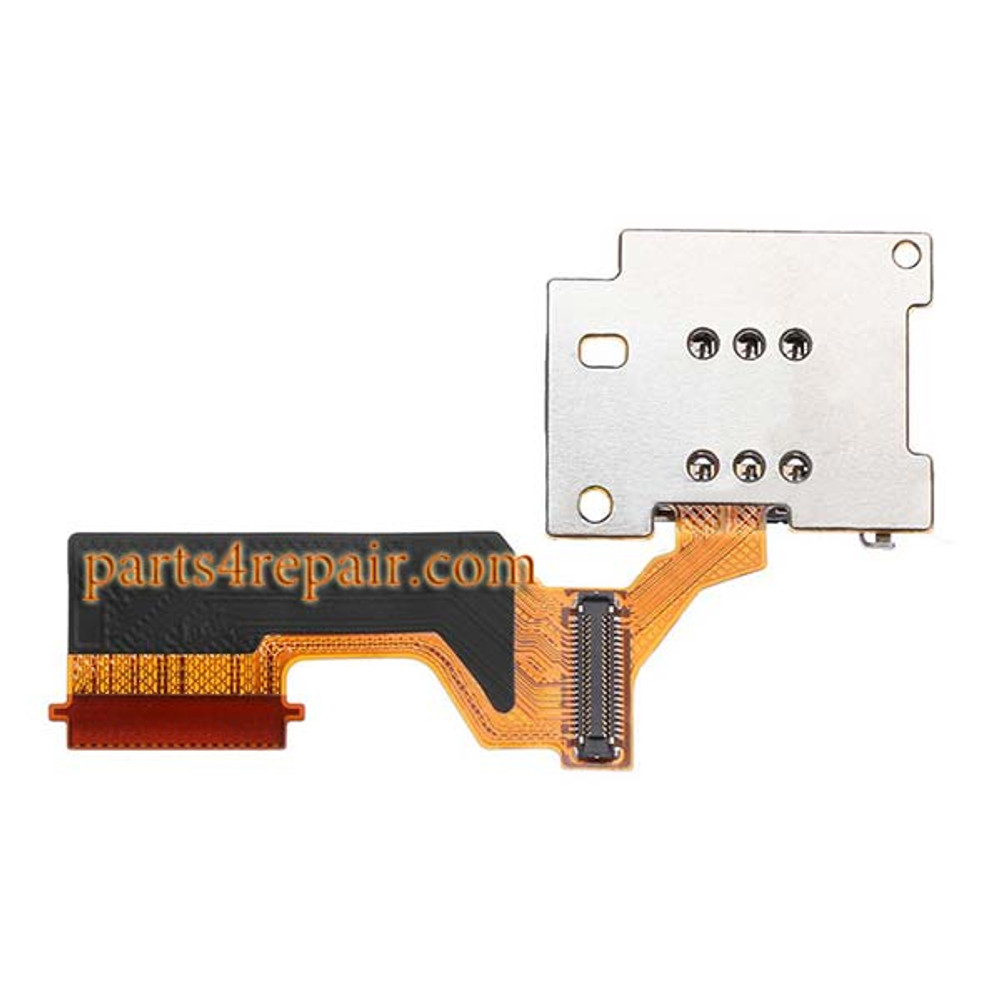 We can offer SIM Connector Flex Cable for HTC One M9