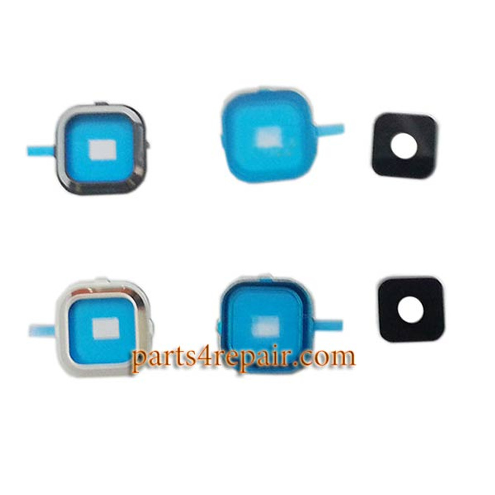 Camera Cover & Lens for Samsung Galaxy A5 SM-A500 from www.parts4repair.com
