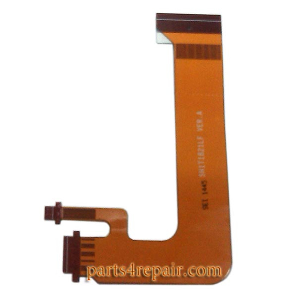 LCD Connector Flex Cable for Huawei MediaPad T1 8.0 T1-821 from www.parts4repair.com