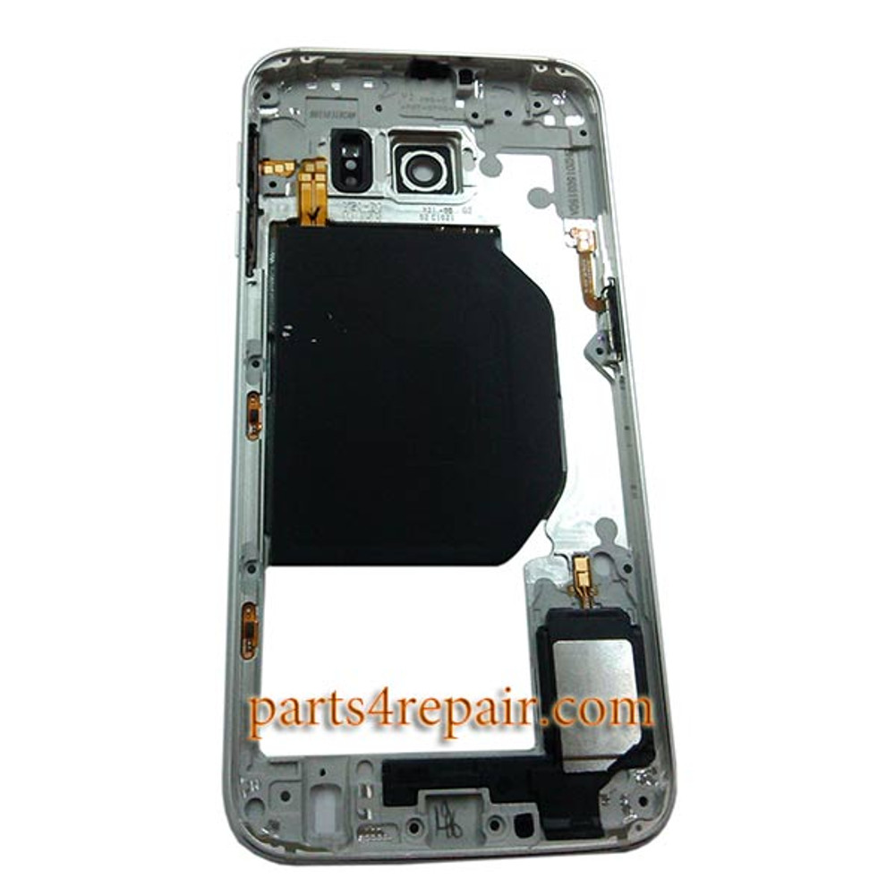 We can offer Middle Housing Cover for Samsung Galaxy S6 Duos