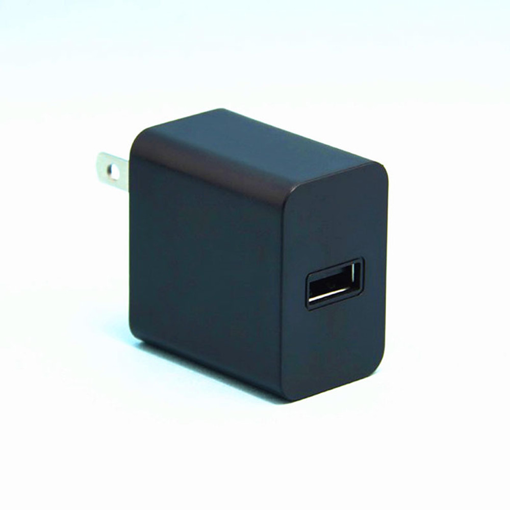 5V 2A Universal USB Charger Adapter -Black