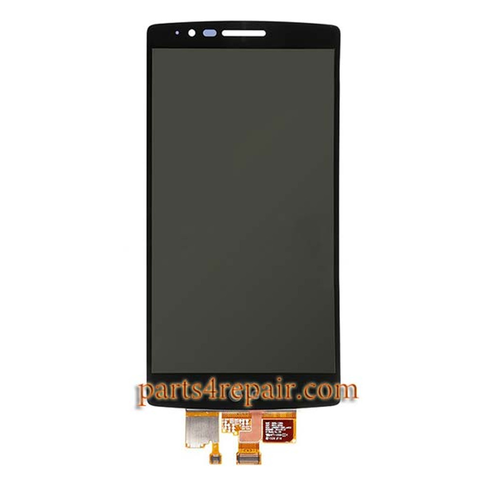 Complete Screen Assembly for LG G Flex2 H950 H955 LS996 from www.parts4repair.com