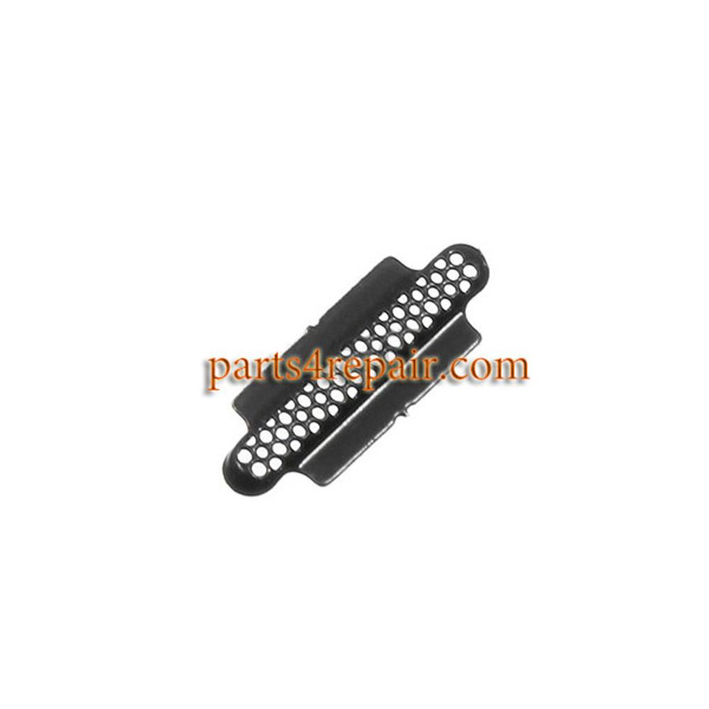 Ear Speaker Mesh Cover for Huawei P8 -Black
