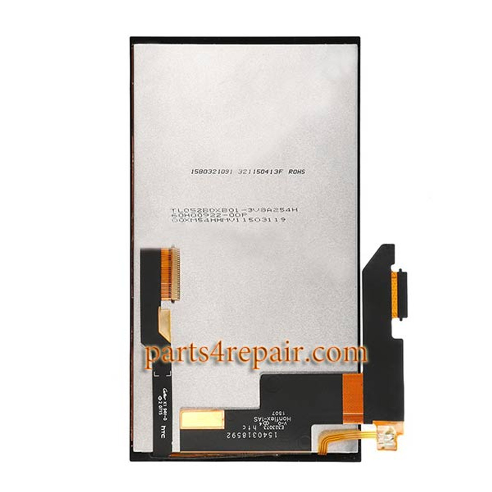 HTC One M9+ LCD Screen and Digitizer Assembly