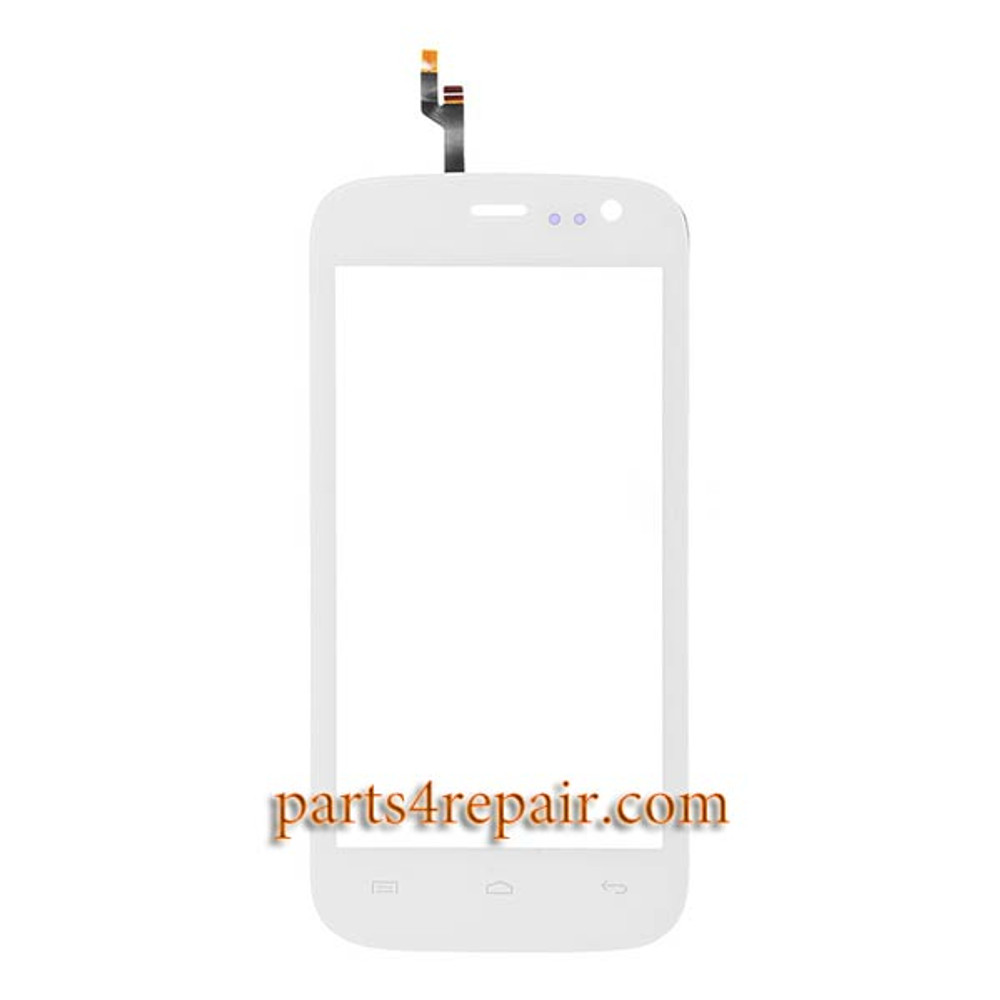 Touch Screen Digitizer for Wiko IGGY -White