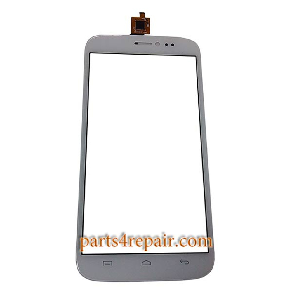 Touch Screen Digitizer for Wiko Darkside -White