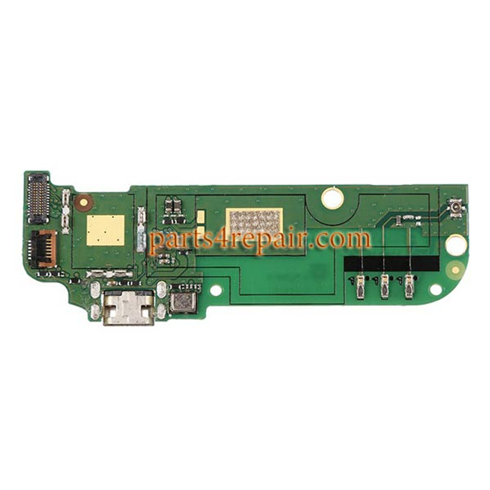 Dock Charging Flex Cable for HTC Desire 616 Dual SIM from www.parts4repair.com