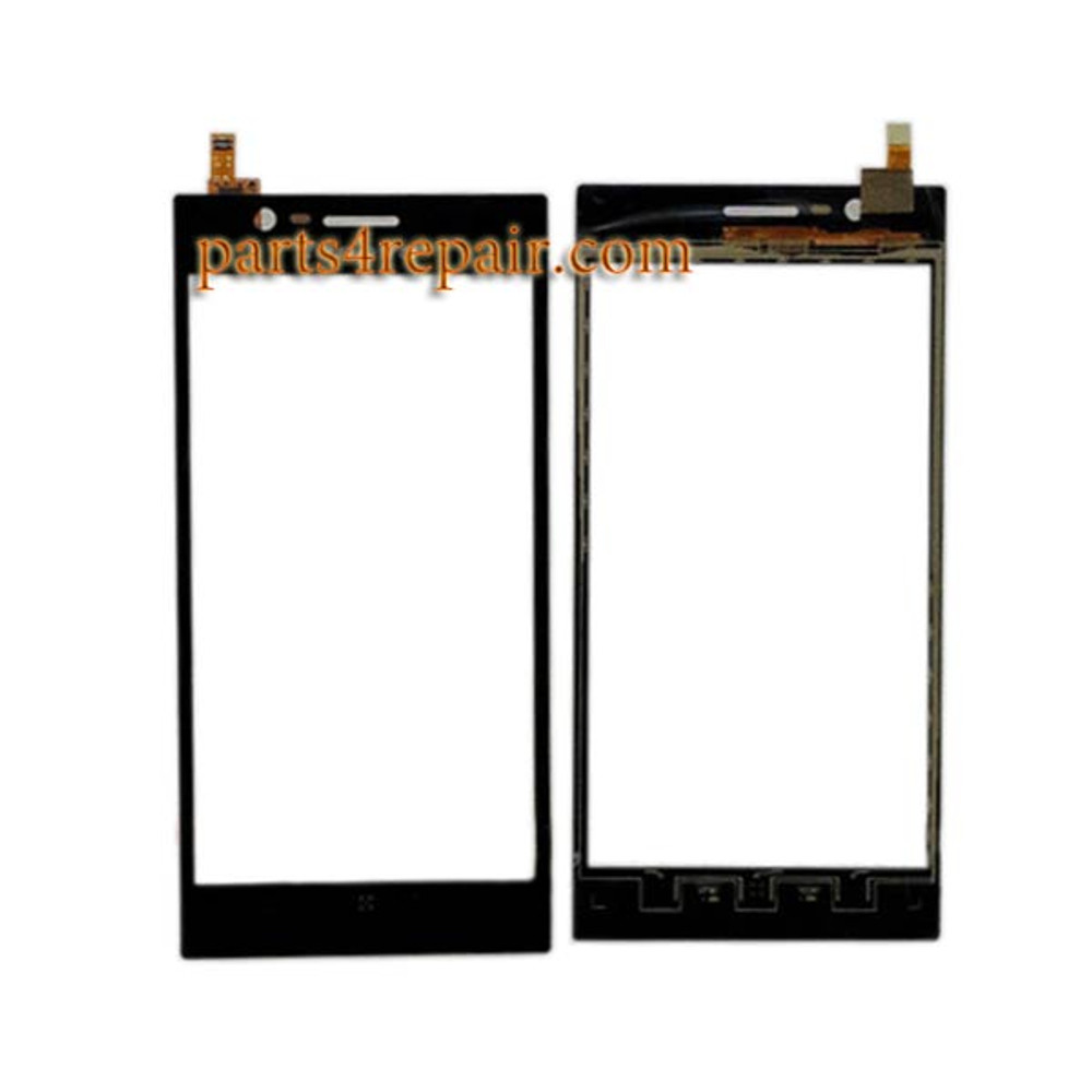 Touch Screen Digitizer for Lenovo K900 from www.parts4repair.com