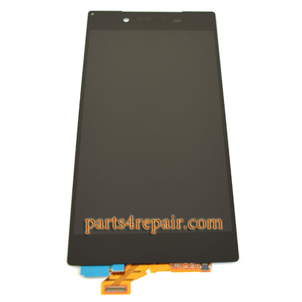 Complete Screen Assembly for Sony Xperia Z5 from www.parts4repair.com