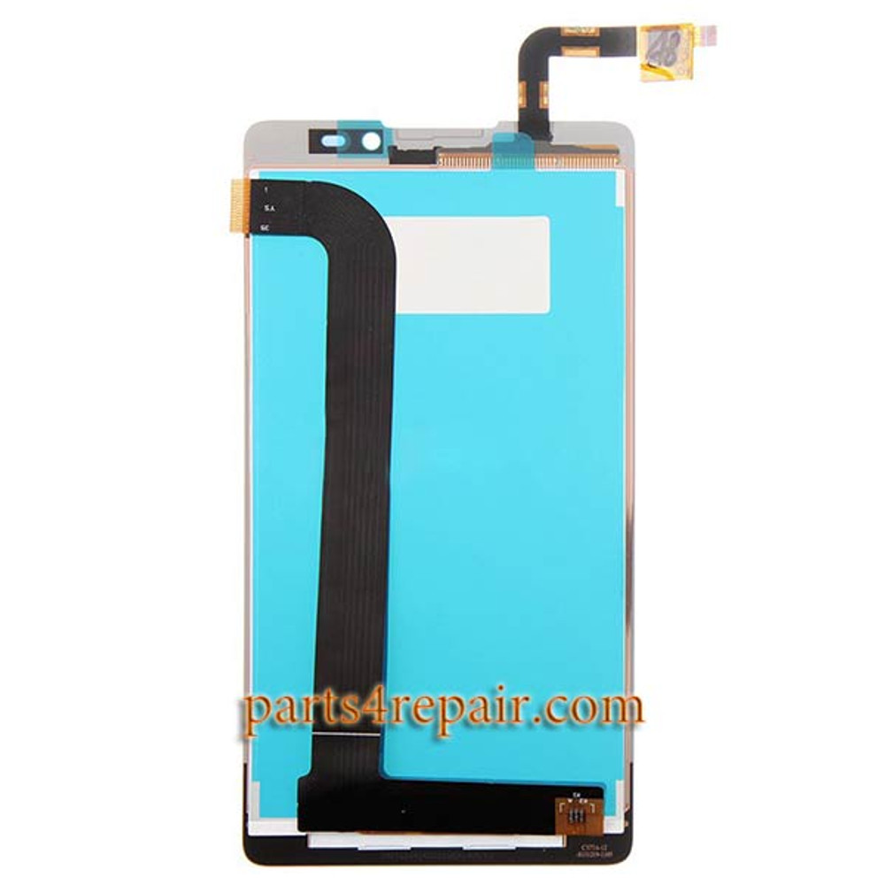 Complete Screen Assembly for Coolpad 8730L -White