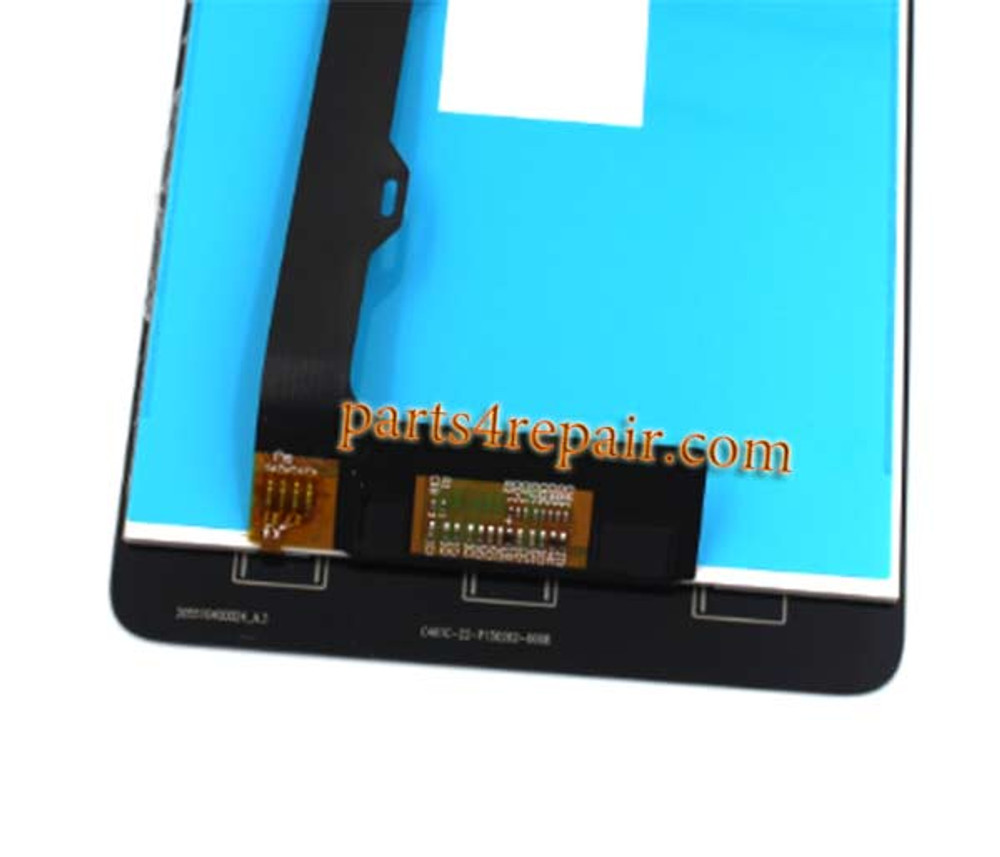 Complete Screen Assembly for Lenovo K3 Note (K50-T5) -White
