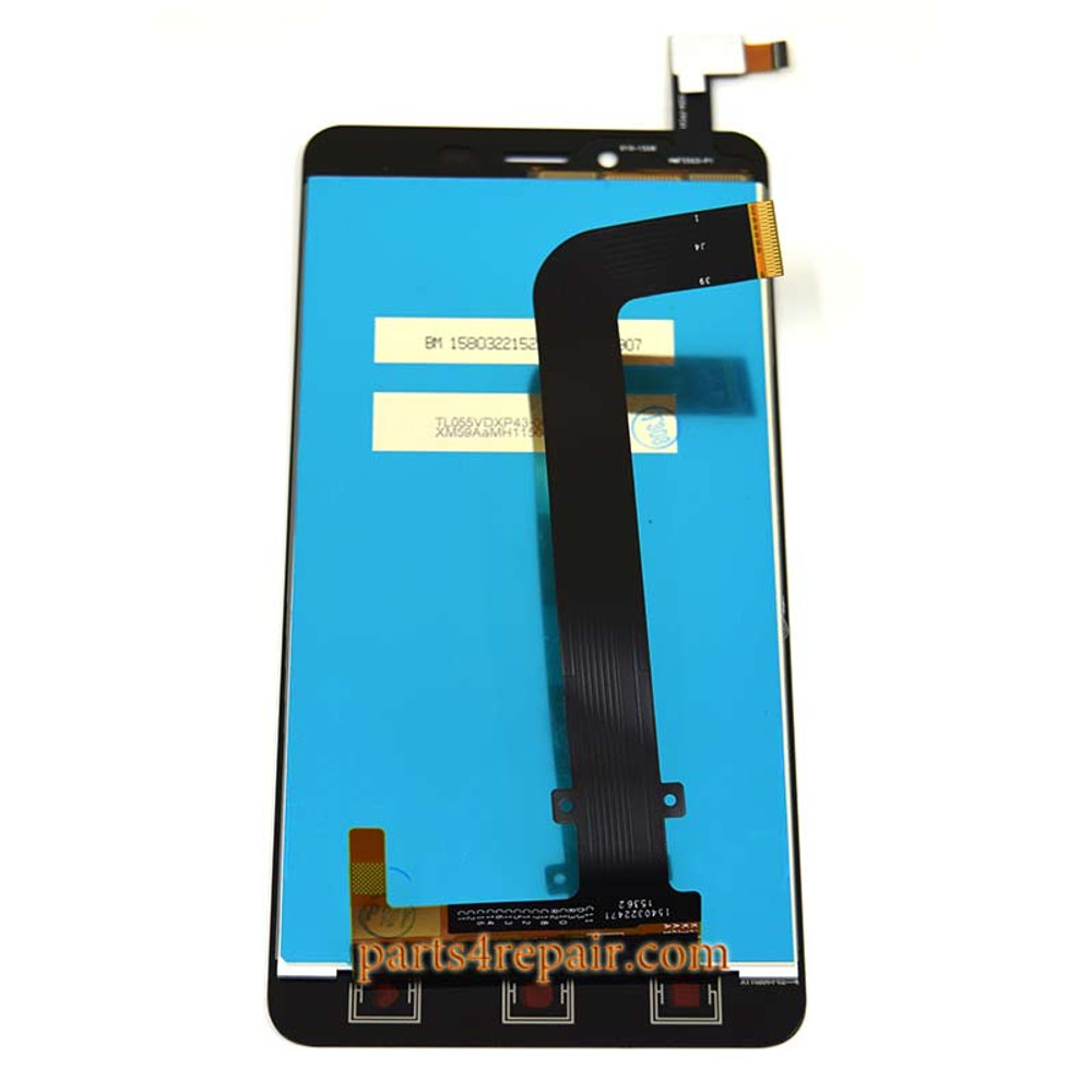 Complete Screen Assembly for Xiaomi Redmi Note 2