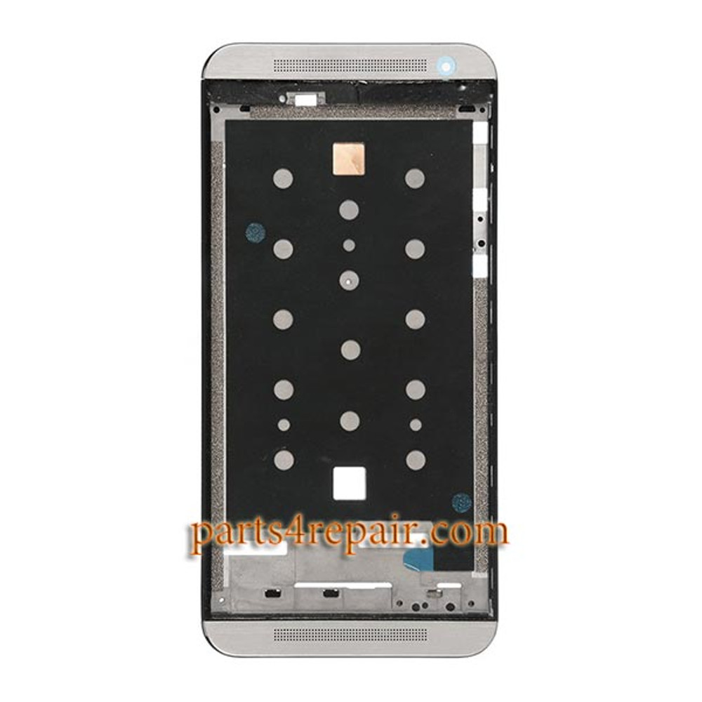 Front Housing Cover for HTC One E9 -Gray