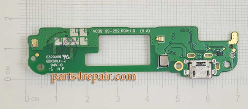 Dock Charging PCB Board for HTC Desire 826 Dual SIM