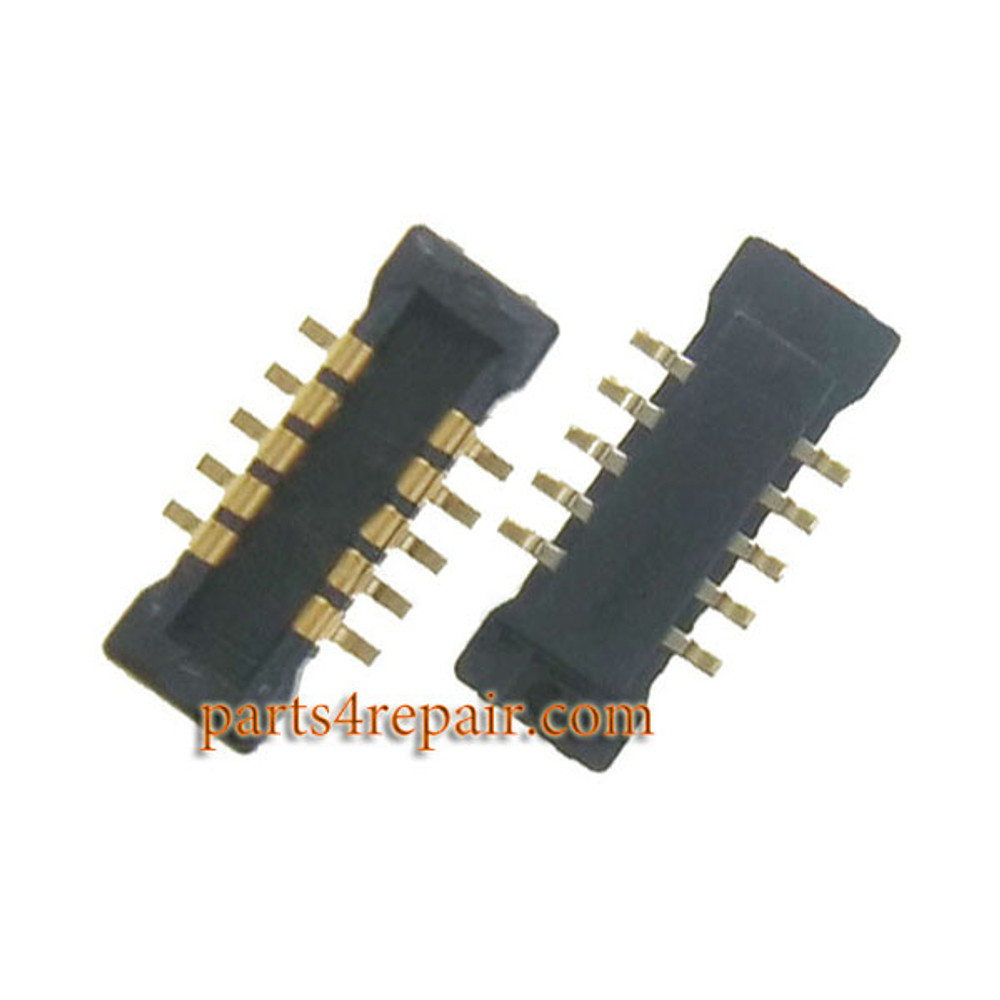 10pin Touch Screen FPC Connector on Flex Cable for Meizu MX4 Pro from www.parts4repair.com