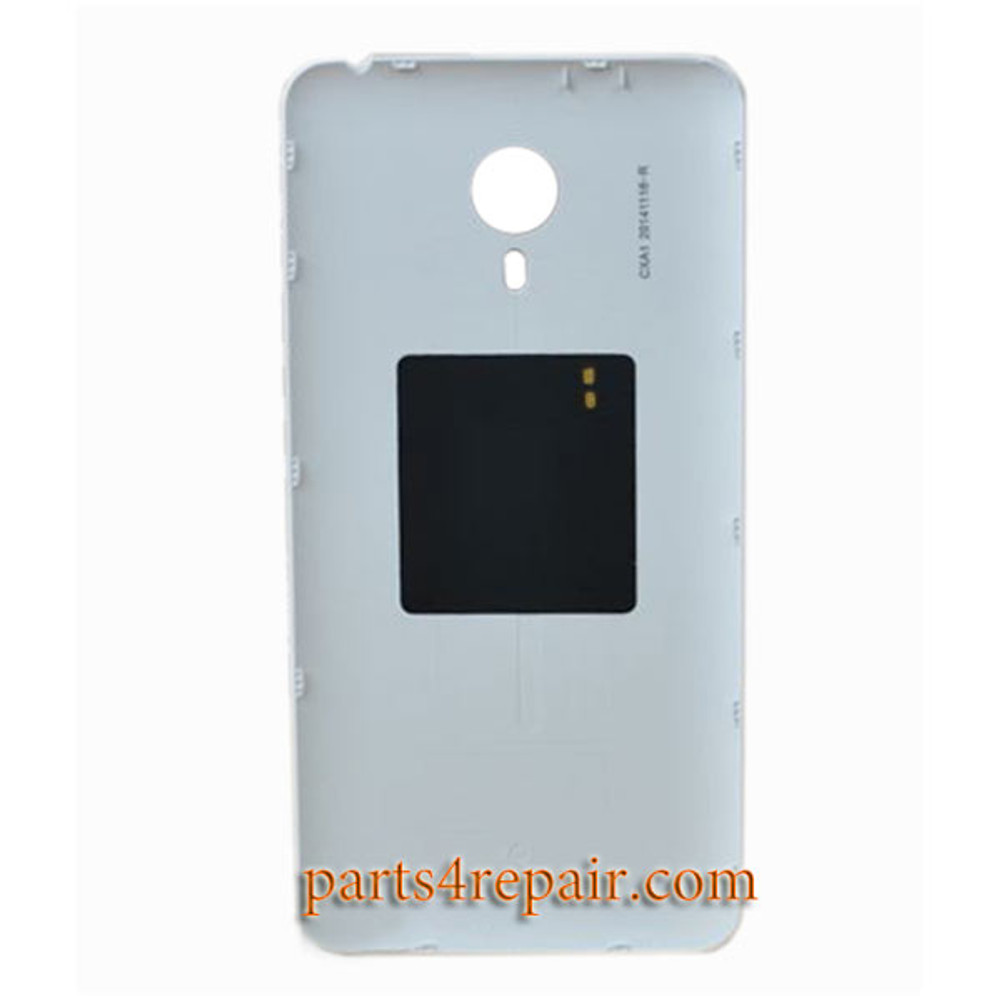Back Cover with NFC for Meizu MX4 Pro -Gray