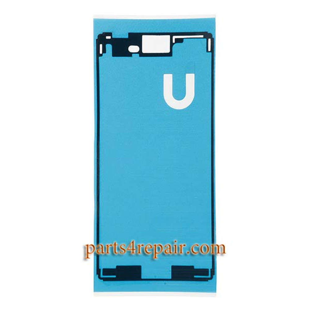 Front Housing Adhesive for Sony Xperia M4 Aqua from www.parts4repair.com