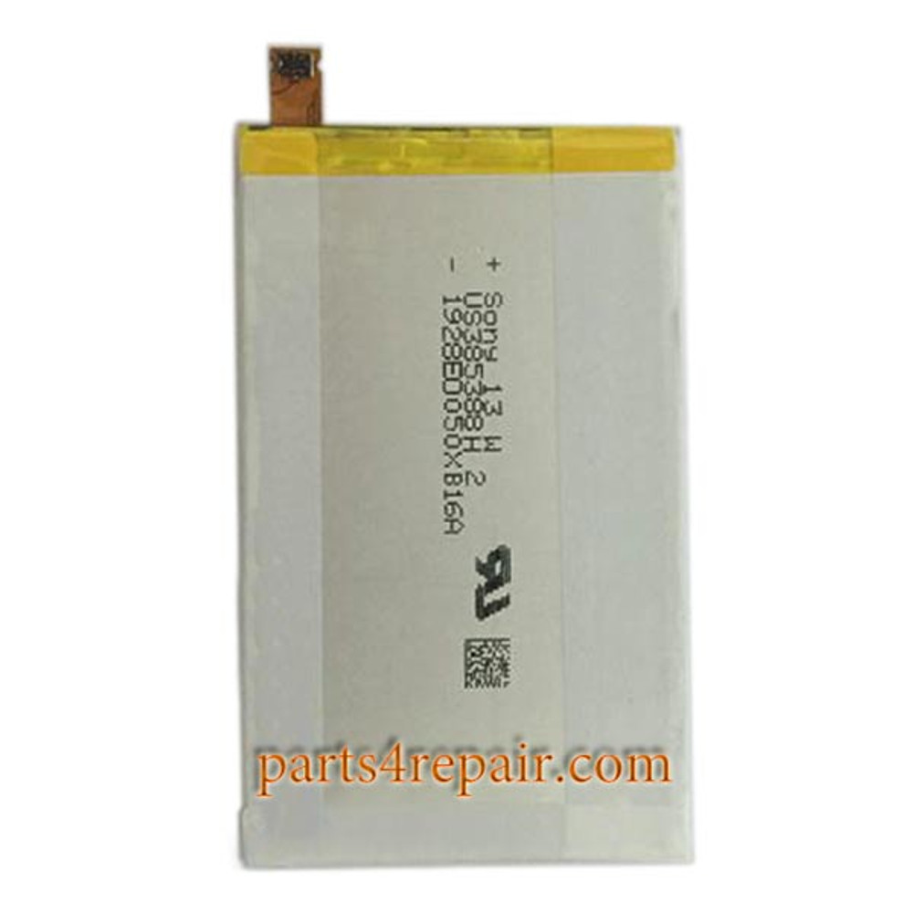 We can offer Sony Xperia E4 Battery Replacement