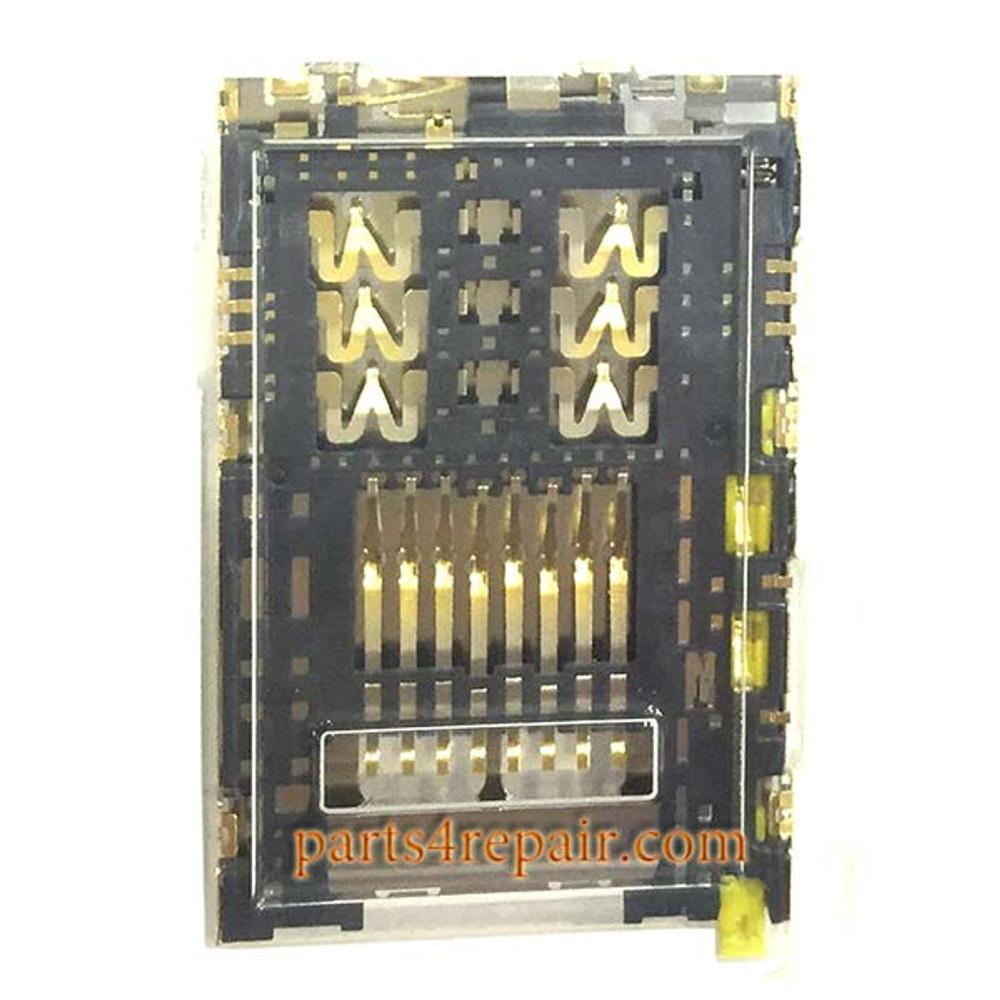 SIM Card Reader for Sony Xperia Z5 E6653