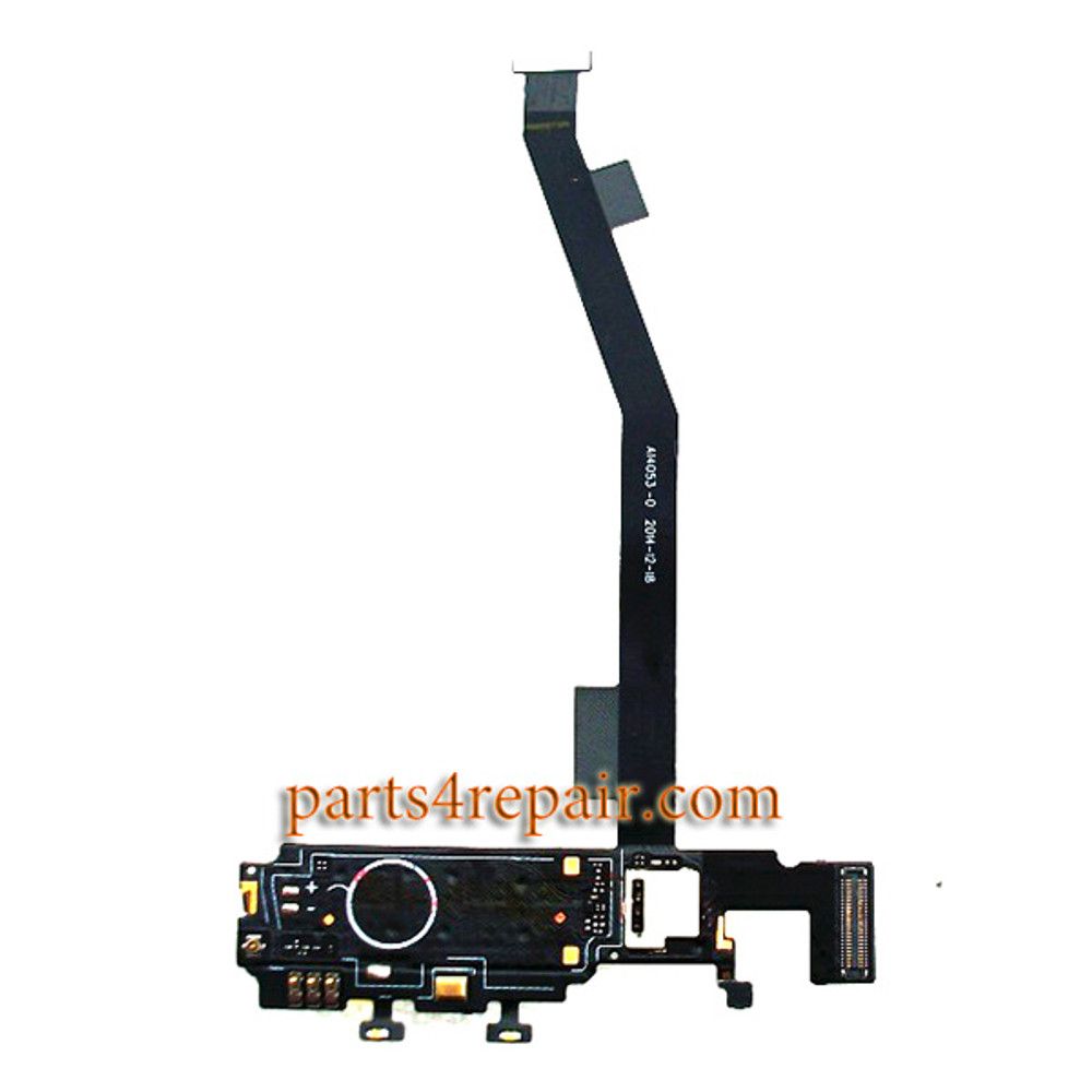 Microphone Flex Cable for Oppo U3 from www.parts4repair.com