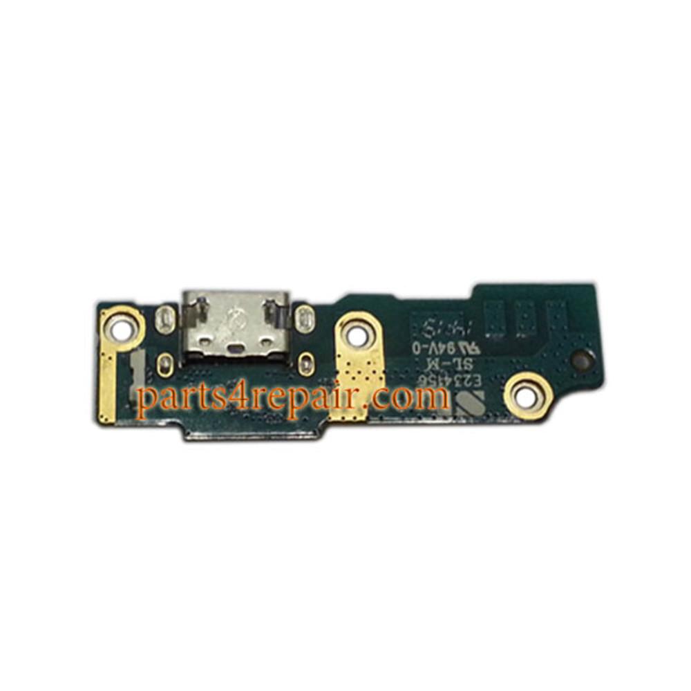 Meizu M1 USB Connector PCB Board