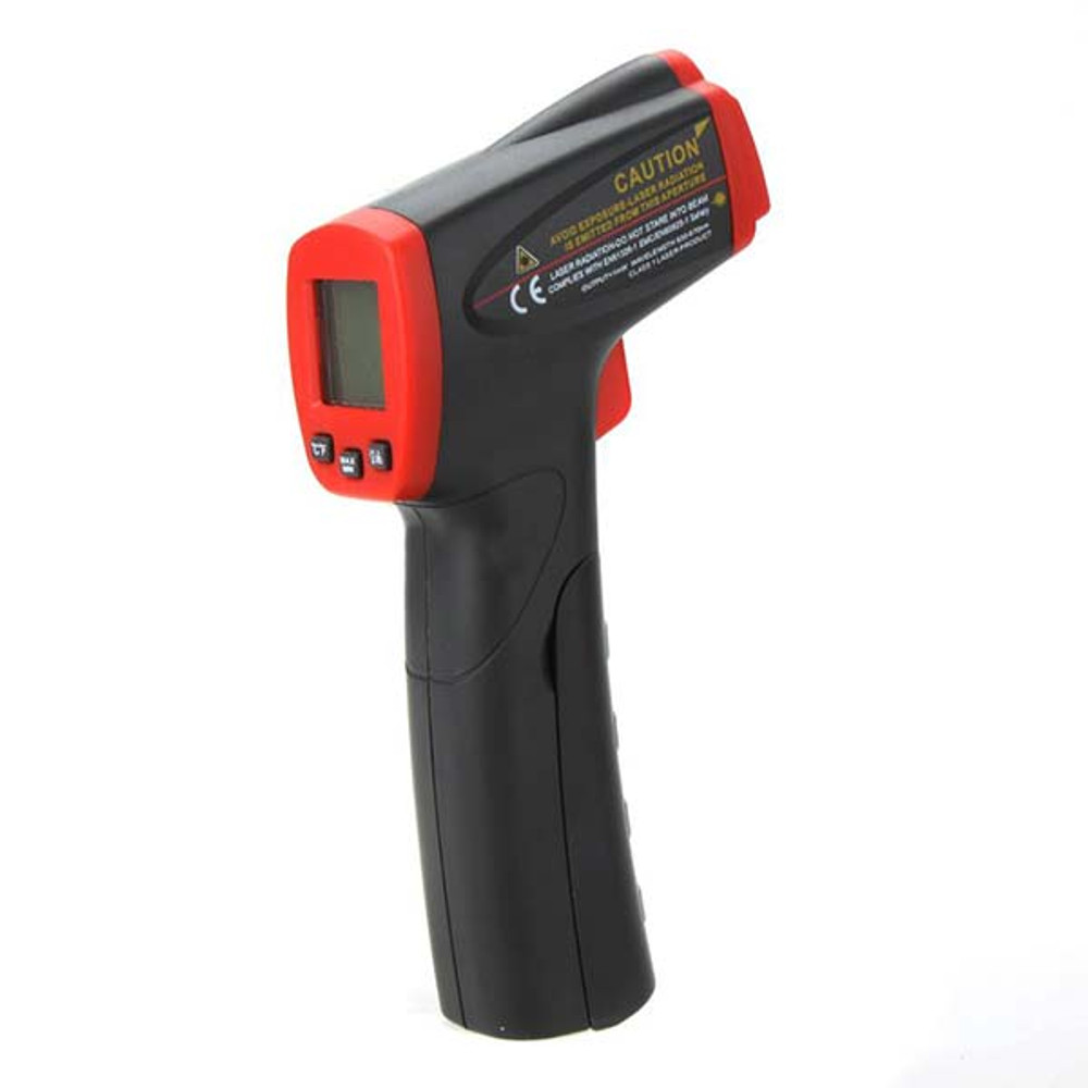 UNI-T UT300A Infrared IR Non-Contact LCD Thermometer without 9V Battery