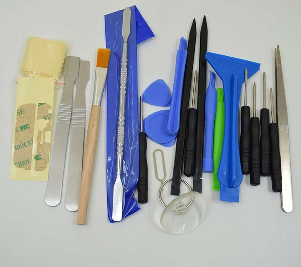 23 in 1 Repair Metal Spudger Opening Pry Tool Kit Screwdriver Set For Pad Tablet Cellphone