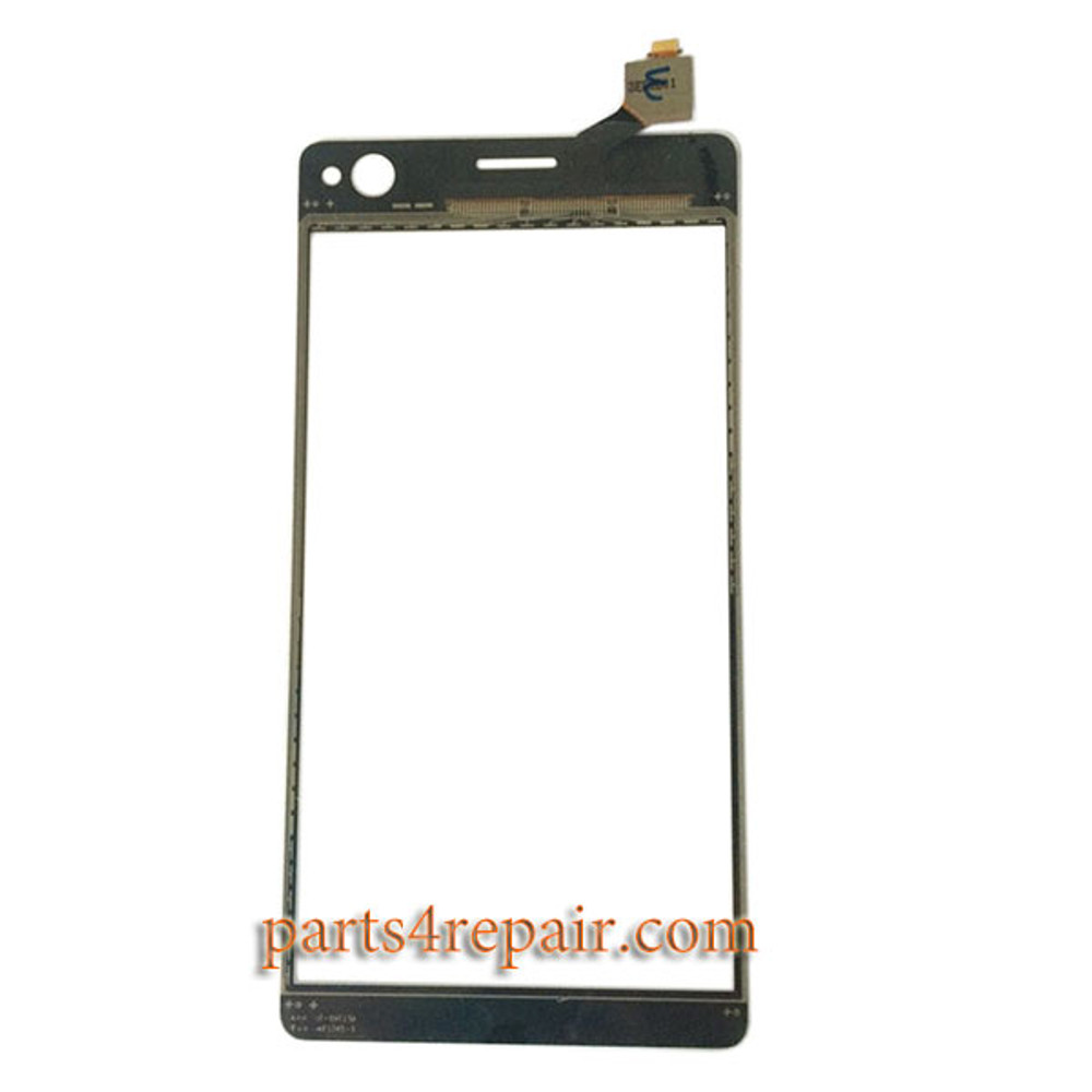 Touch Screen Digitizer for Sony Xperia C4 E5303 -White