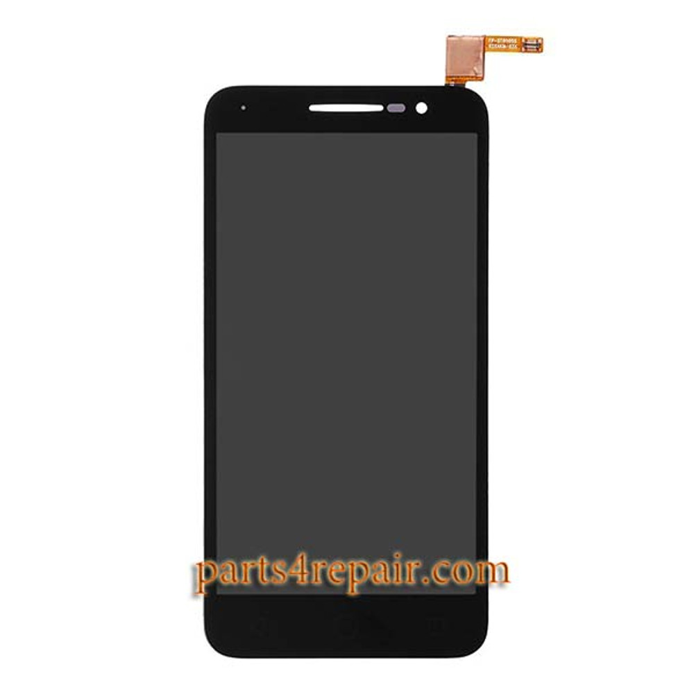 Complete Screen Assembly for Alcatel Pop 2 (5) Premium OT7044 from www.parts4repair.com