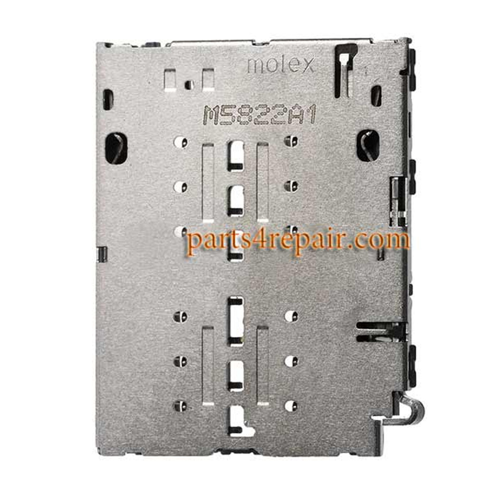 SIM Card Reader for Samsung Galaxy Note 5 from www.parts4repair.com