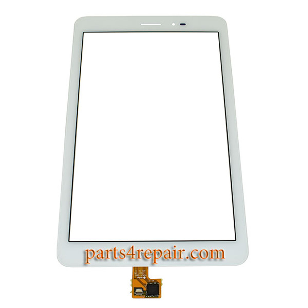 Touch Screen Digitizer for Huawei Mediapad T1 8.0 T1-821 -White