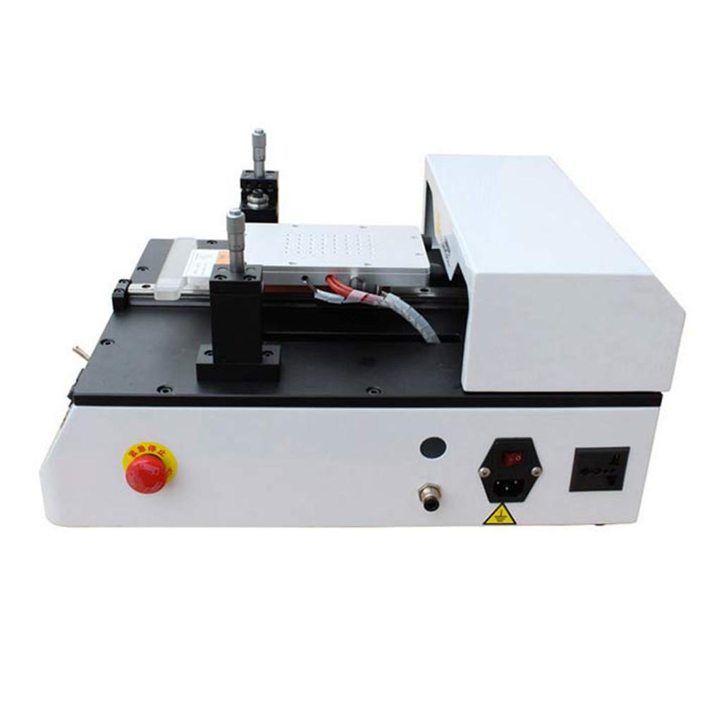 Semi-Auto 7 inch LCD and Touch Screen Separator Machine