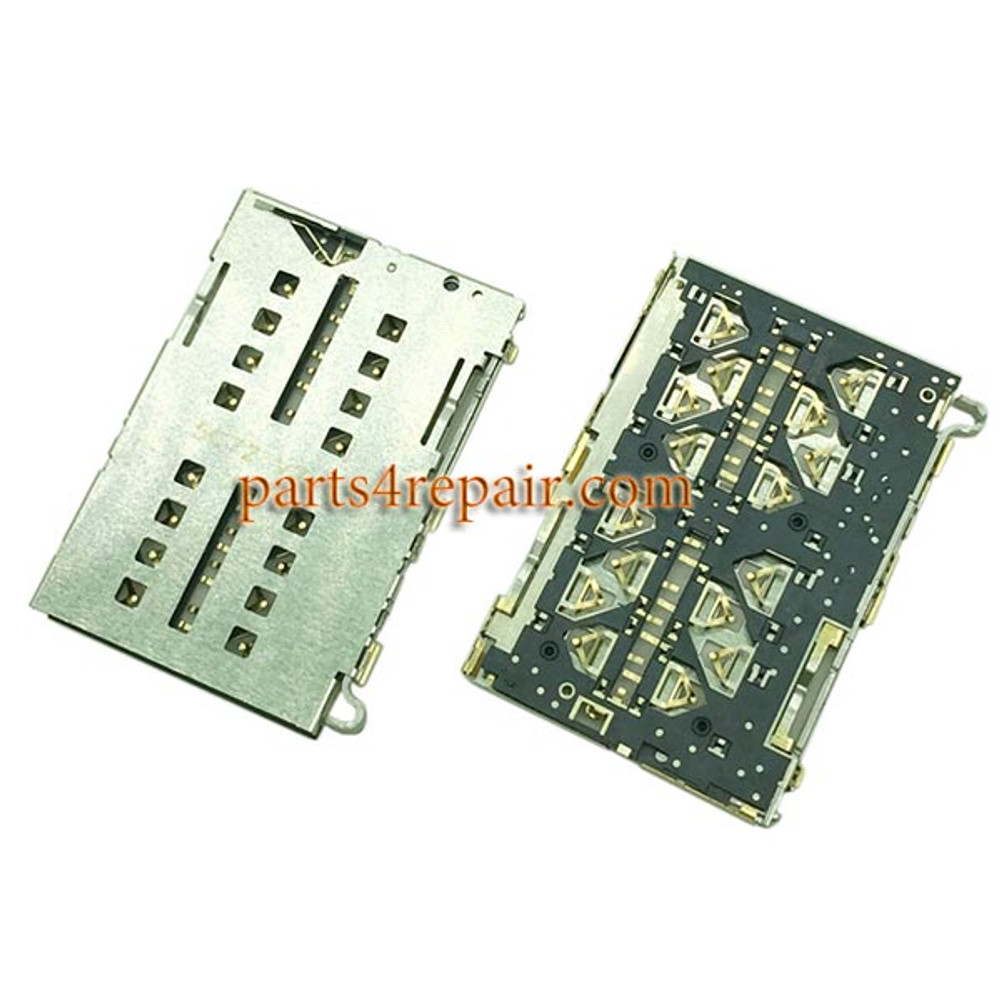 SIM Card Reader for Xiaomi Redmi Note 3 from www.parts4repair.com