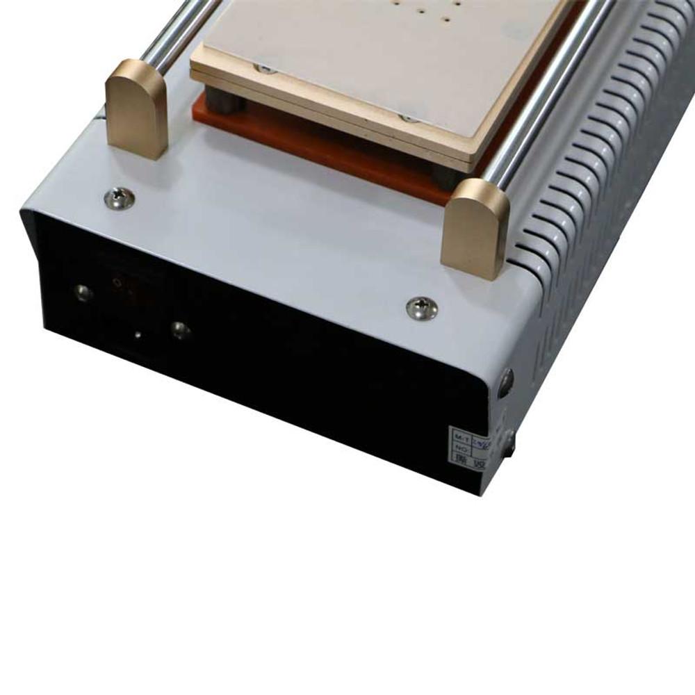LCD Separator Machine Built-in Vacuum Pump for 7 Inch Mobile Phone Glass Separating