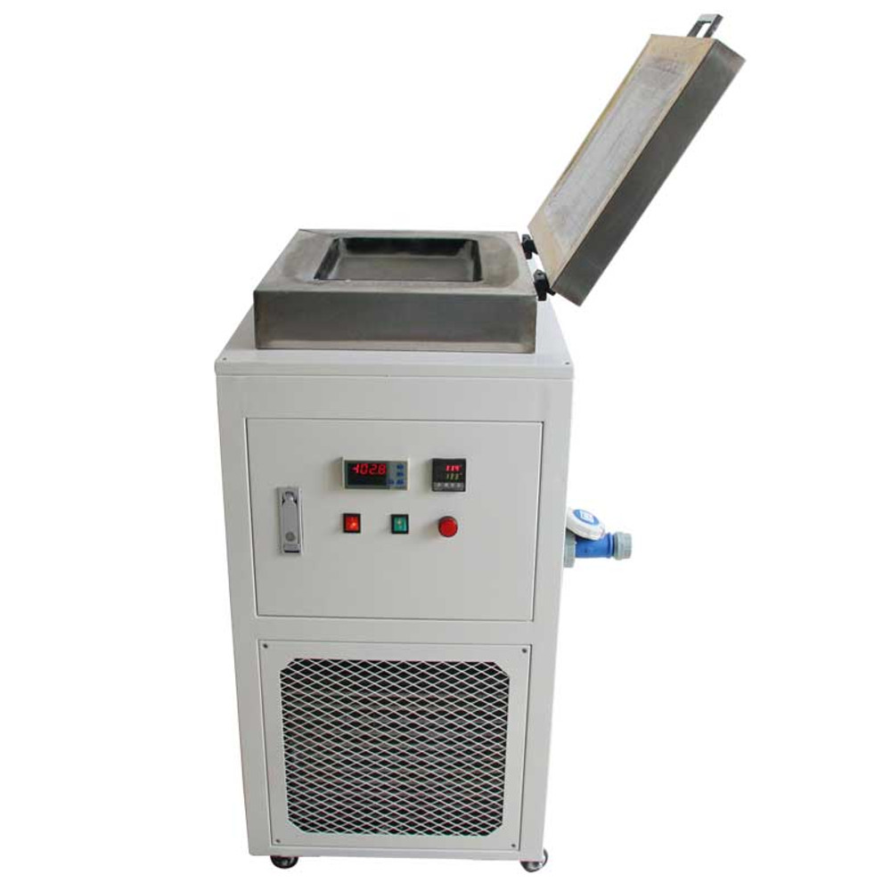 220v Freezing Separator Machine with with Minimum -150 °C for LCD Glass Separator up to 12inch