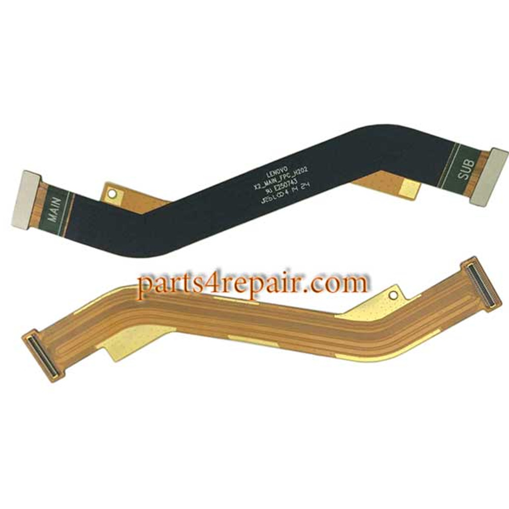 Connector Flex Cable for Lenovo Vibe X2
