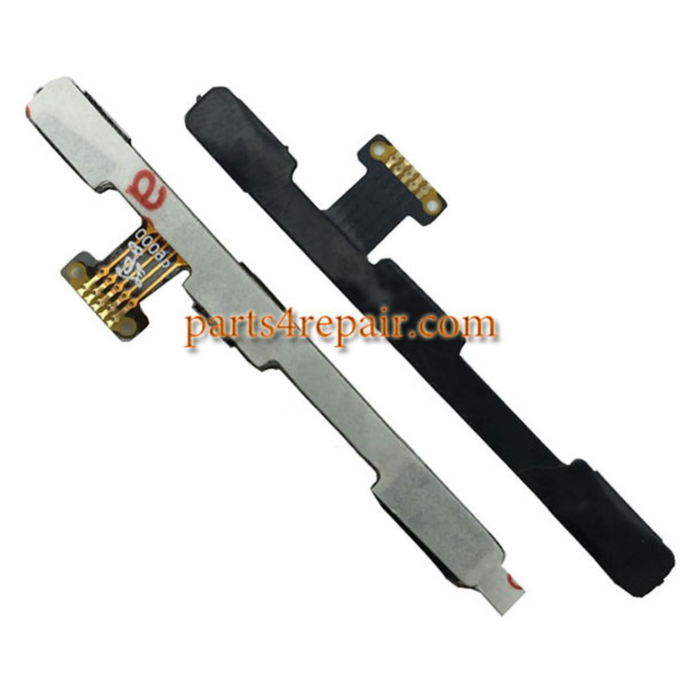 Side Key Flex Cable for Lenovo K30-T