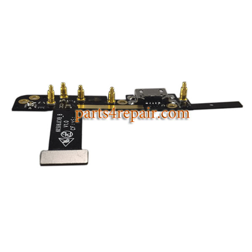 ZTE Nubia Z9 NX508J Charging Port Flex Cable