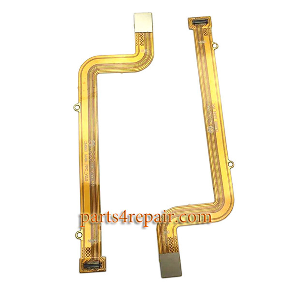 LCD Connector Flex Cable for HTC Desire 728 from www.parts4repair.com
