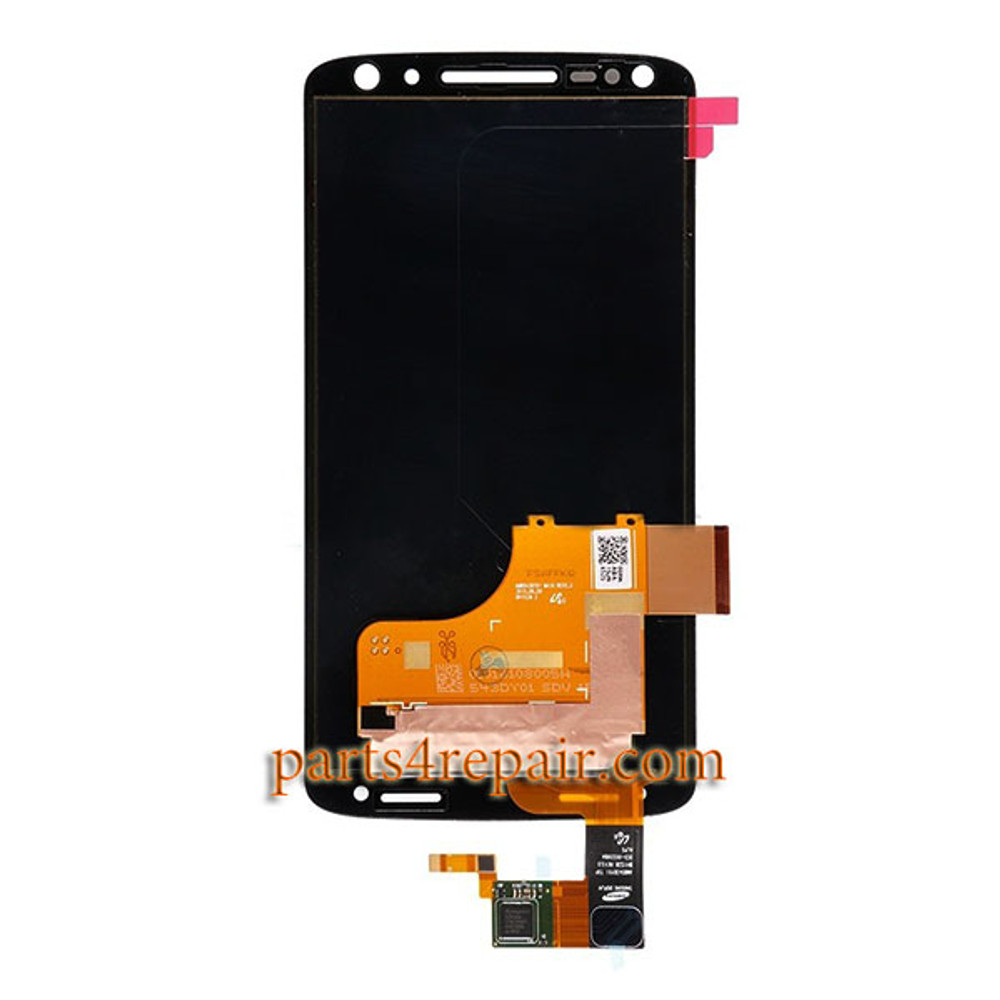 LCD Screen and Touch Screen Assembly for Motorola Moto X Force XT1581